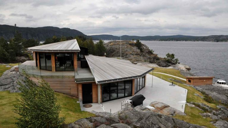Hytte Bærø