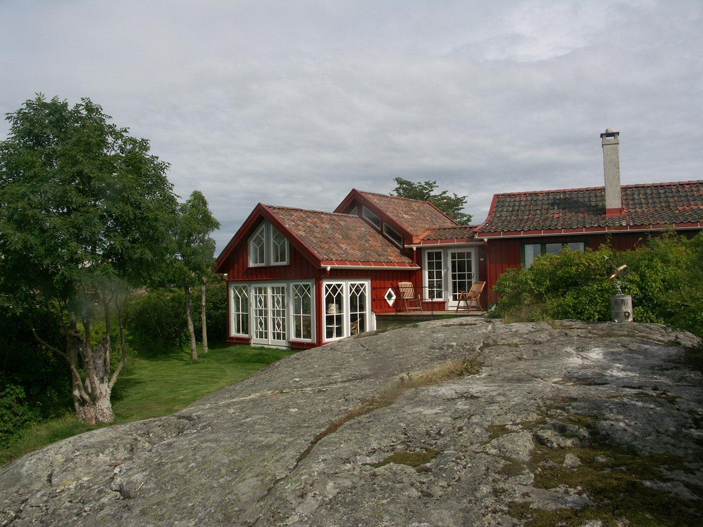 Hytte Hasselholmen