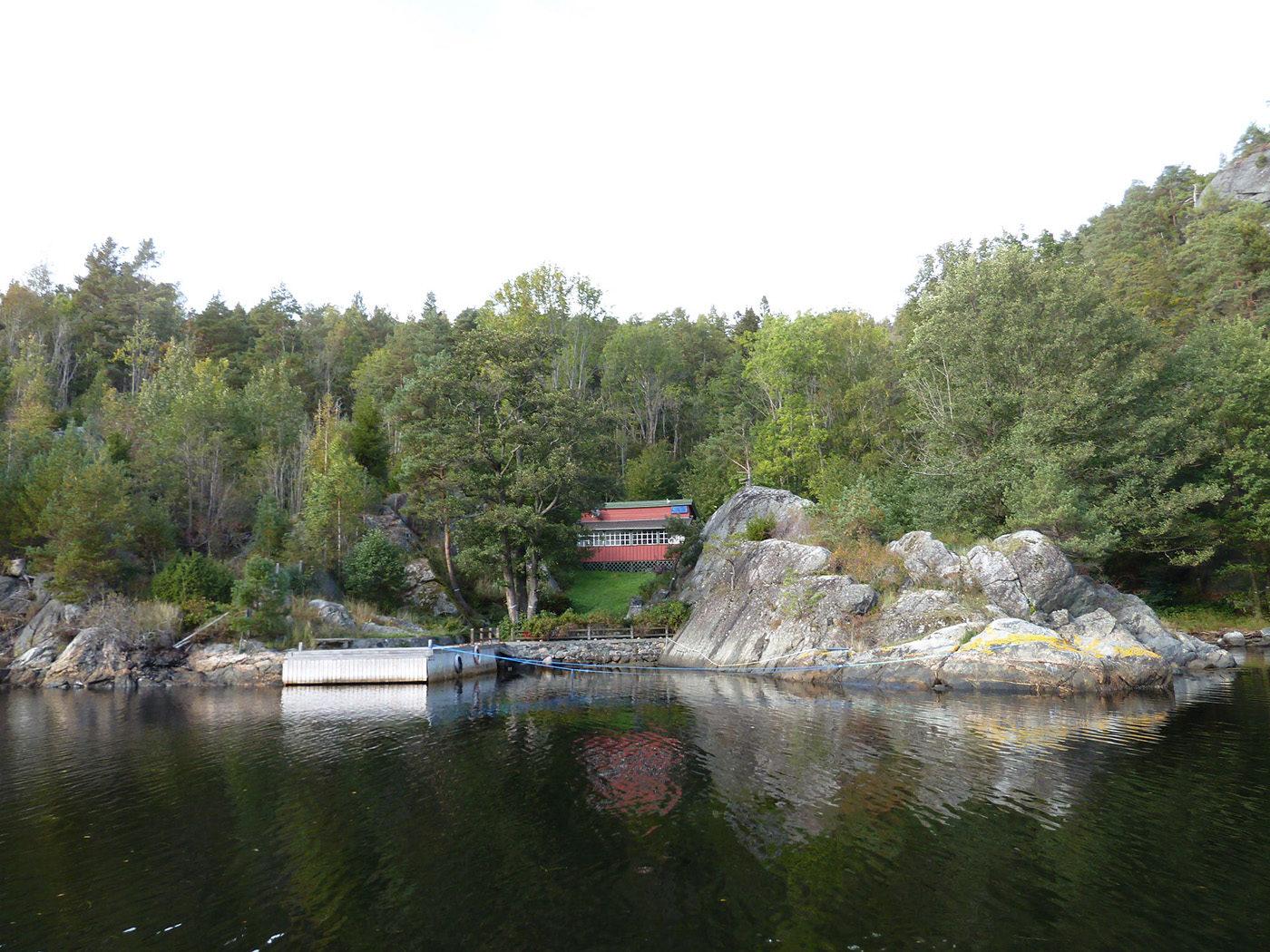 Hytte Kreppa