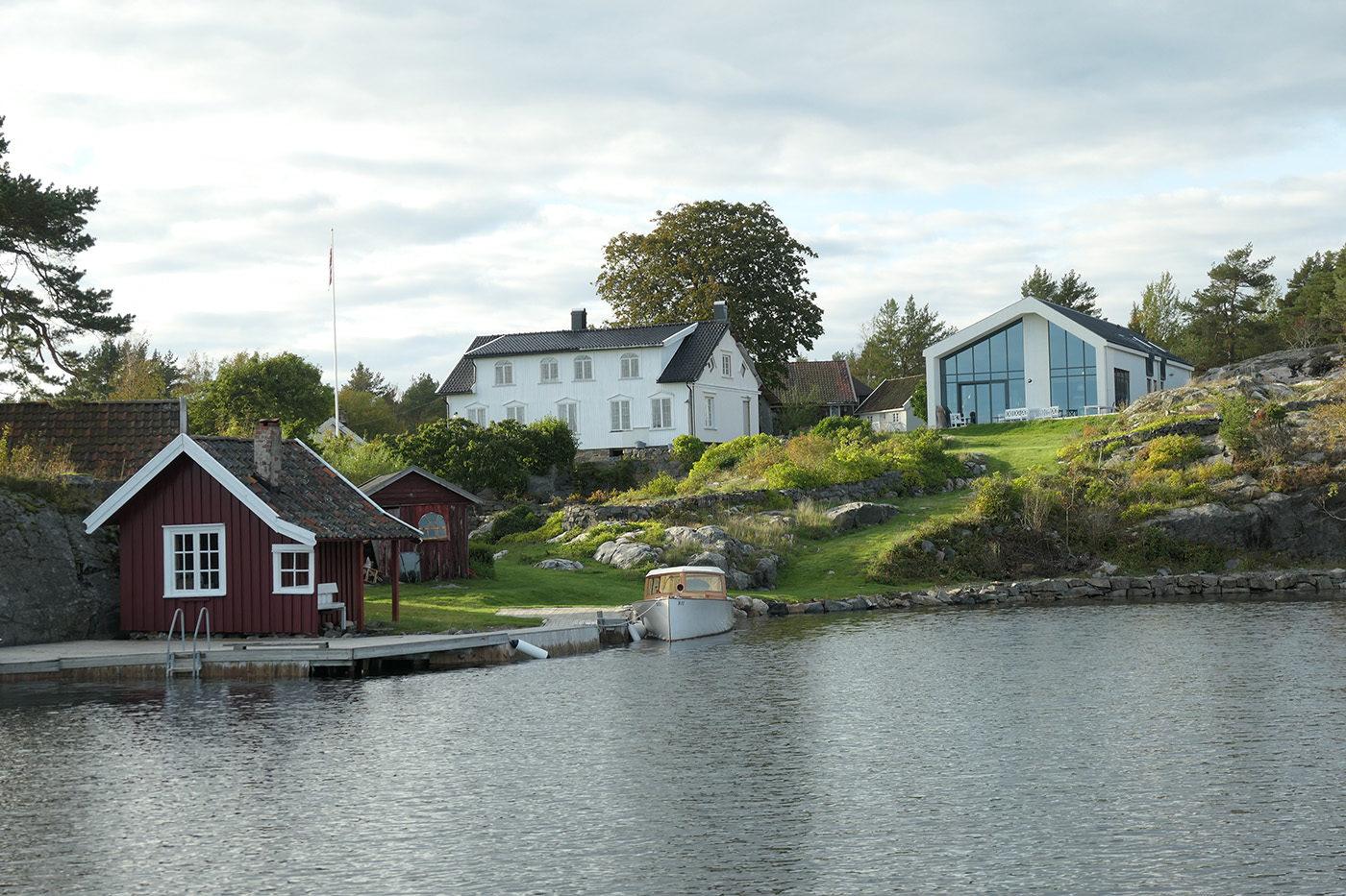 Enebolig Skåtøy