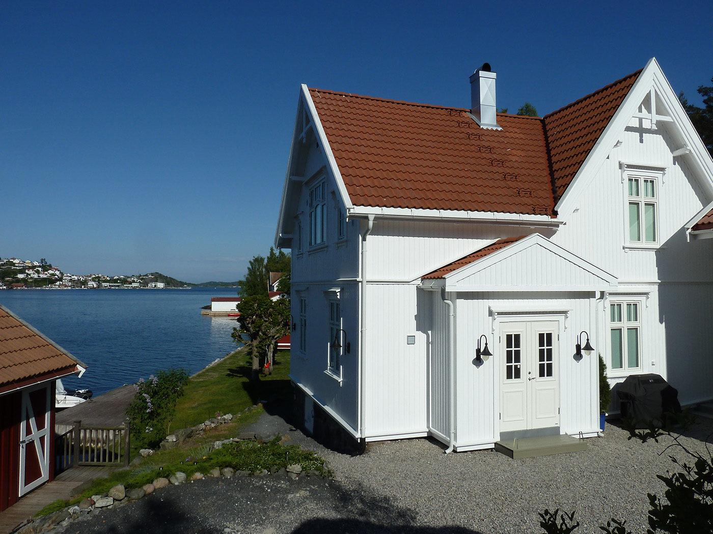 Hytte Kirkholmen