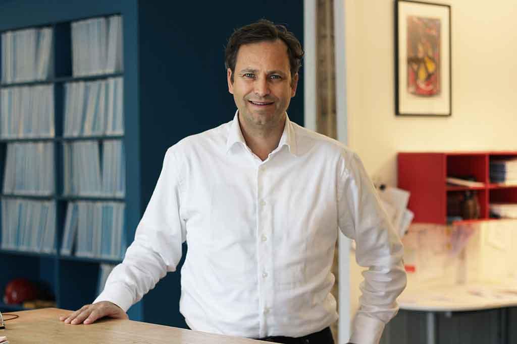 David Løffler - Daglig leder / Medeier / Sivilarkitekt MNAL