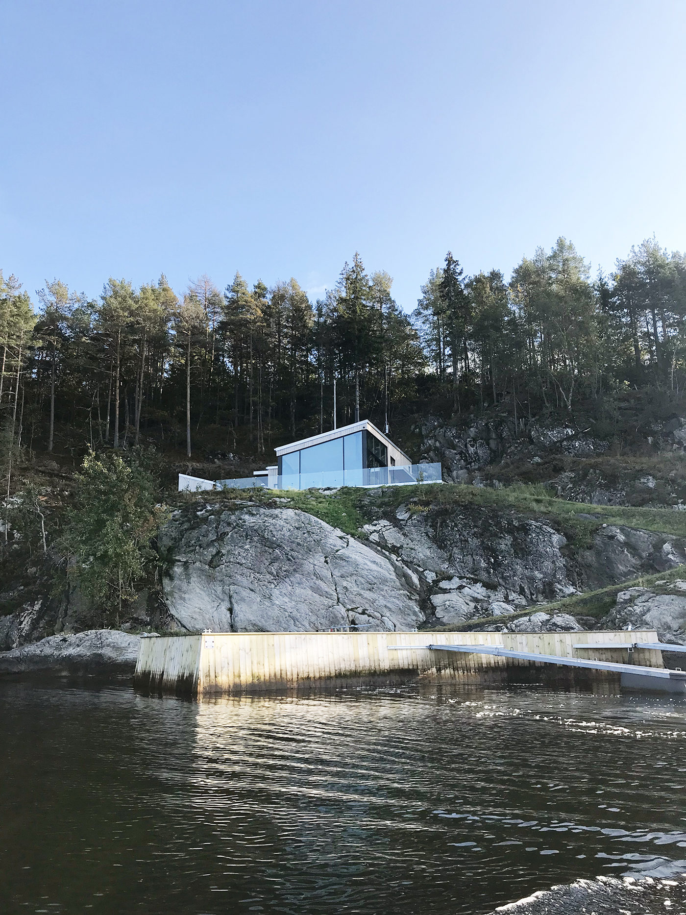 Hytte Tåtøy