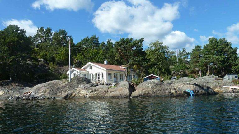 Hytte Stavnes